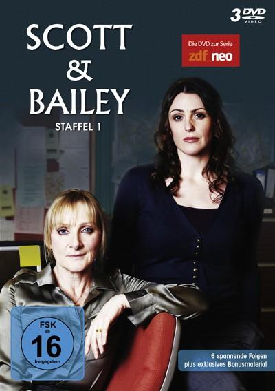 Scott & Bailey Staffel 1