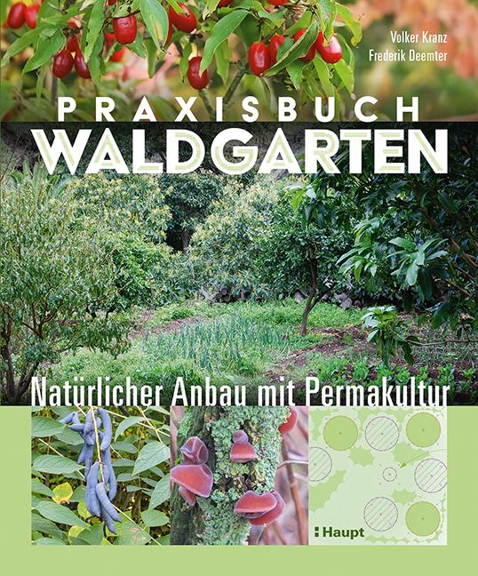 Praxisbuch Waldgarten: Natürlicher Anbau mit Permakultur