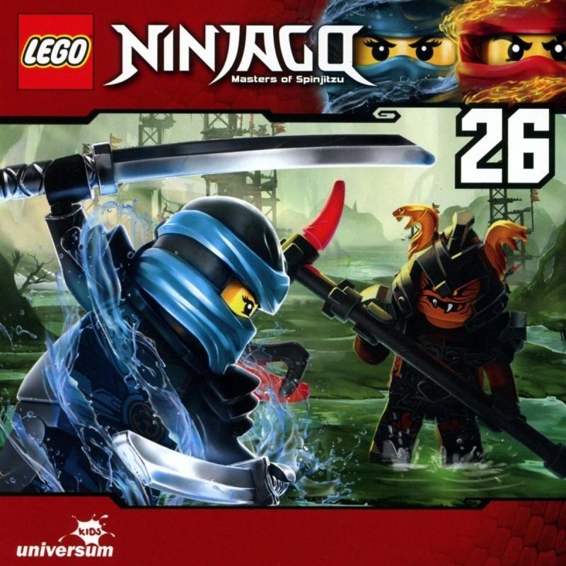 Ninjago Folge 26