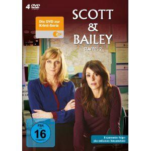Scott & Bailey Staffel 2