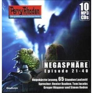 Negasphäre 2 - Episode 21-40
