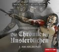 Hohlbeins 'Chronik der Unsterblichen' als gekürzte und inszenierte Lesung auf CD von Lübbe Audio