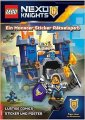 Lego Nexo Knights – Ein Monster-Sticker-Rätselspaß