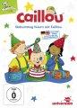 Geburtstag feiern mit Caillou DVD