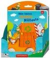Mein kleines oranges Müllauto