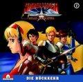 SABER RIDER AND THE STAR SHERIFFS: Die Hörspielreihe zur 80er-Anime-Serie