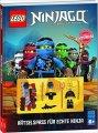 Lego Ninjago – Rätselspass für echte Ninja