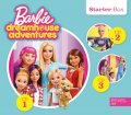 Barbie dreamhouse adventures Starter Box (1-3)
