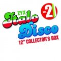 "ZYX Italo Disco - 12"" Collector´s Box II"