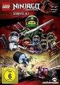 Lego Ninjago DVD 8.1