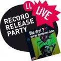 """Die Record Release Party Folge 155 """"Die drei ??? und Der Meister des Todes"""" in Frankfurt"""