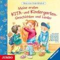 Meine ersten KITA- und Kindergarten-Geschichten und Lieder