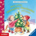 Meine erste Kinderbibliothek  - Meine ersten Weihnachts-Geschichten und Lieder