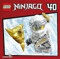 Lego Ninjago CD 39 und CD 40