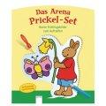 Das Arena Prickel-Set- Bunte Frühlingsbilder zum Aufstellen