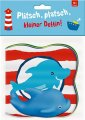 Plitsch, Platsch, kleiner Delfin!