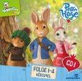 Peter Hase CD 1 Folgen 1-4