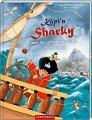 Käpt`n Sharky und die geheimnisvolle Nebelinsel