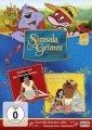 SimsalaGrimm DVD 10: Aladin und die Wunderlampe / Die Schöne und das Biest