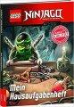 Lego Ninjago Hausaufgabenheft