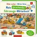 Bilder suchen – Wörter finden Mein sprechendes Fahrzeuge-Wörterbuch