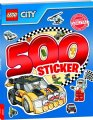 LEGO® CITY™ 500 Sticker Band 2: Rätsel-Stickerbuch