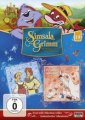 SimsalaGrimm DVD 19: Der Meisterdieb / Die sechs Schwäne