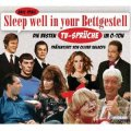 Sleep well in your Bettgestell