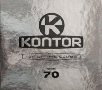Kontor Top of the Clubs Volume 70