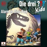 Alarm im Dino-Park / Gefahr im Dschungel / Monster-Wolken