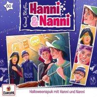 Halloweenspuk mit Hanni und Nanni