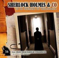 Das Erbe der Familie Chambois