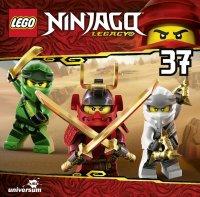 Lego Ninjago CD 37 und CD 38
