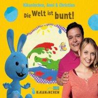 Kikaninchen, Anni & Christian - Die Welt ist bunt