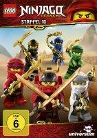 Lego Ninjago DVD 10
