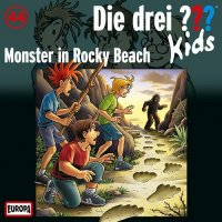 Monster in Rocky Beach