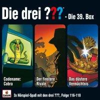 Codename: Cobra / Der finstere Rivale / Das düstere Vermächtnis