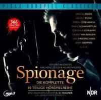 Spionage - Die komplette 10-teilige Hörspielreihe