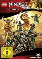 Lego Ninjago DVD 9.1