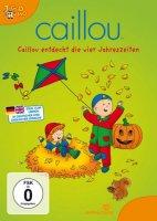Caillou entdeckt die vier Jahreszeiten - DVD