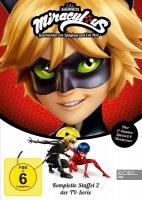 Miraculous Staffel 2 DVD