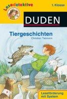 Lesedetektive: Tiergeschichten