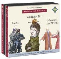 Klassiker leicht erzählt - Faust, Wilhem Tell, Nathan der Weise