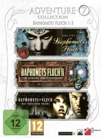 Adventure Collection 7 (Baphomets Fluch 1-3)