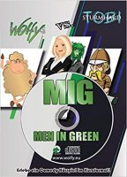 Men in Green: Wolfy/Susi vs Sturmhard/Tobi