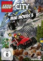LEGO CITY Movies 3 DVD
