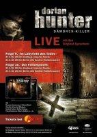 Dorian Hunter Live-Termine