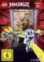 Lego Ninjago DVD 12.1