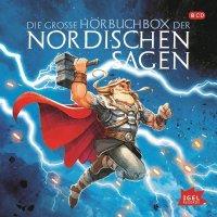 Die grosse Hörbuchbox der nordischen Sagen