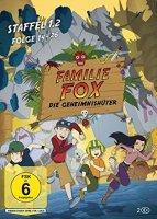 Familie Fox – Die Geheimnishüter Staffel 1.2
